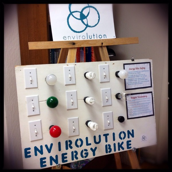 Energy Bike Board