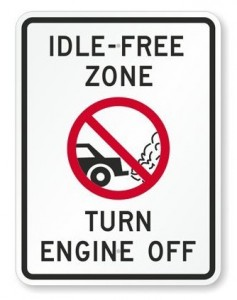 Idle Free Campaign http://southcariboosustainability.com/wp-content/uploads/2013/02/Idle-Free-Zone_Turn-Engine-Off-Campaign-comes-to-100-Mile-House-courtesty-of-the-South-Cariboo-Sustainablity-Society-237x300.jpg