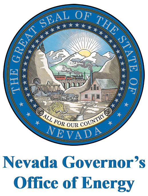 Nevada Governor's Office of Energy Logo