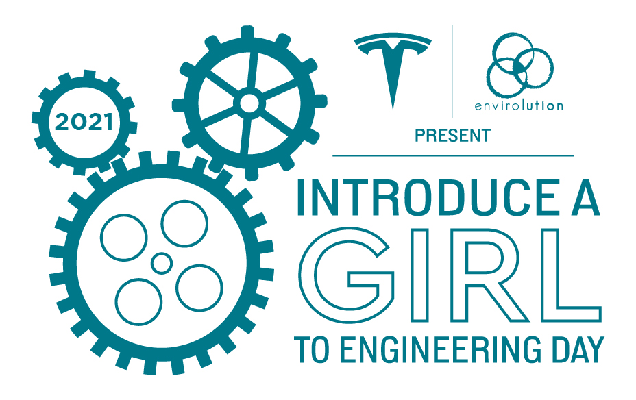 Introduce a Girl to Engineering Day 2021 Logo
